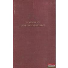 William Sommerset Maugham - Egy levél megrezdül irodalom