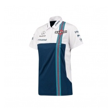 Williams F1 Team Williams Martini Racing női galléros póló 2017 - XL