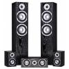 Wilson Estrada 5.0 házimozi hangsugárzó szett (fekete)