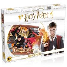 Winning Moves Winning Moves Puzzle Harry Potter: Kviddics 1000 db puzzle, kirakós