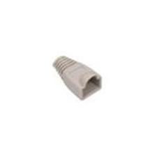 WIRETEK rj45 törésgátló szürke lk-2039a kábel és adapter