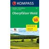 WK 186 - Oberpfälzer Wald 2 részes turistatérkép - KOMPASS