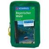 WK 198 - Bayerischer Wald (3 teiliges Kartenset mit Naturführer) turistatérkép - KOMPASS