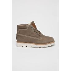 Wojas - Magasszárú cipő - szürke - 1418026-szürke