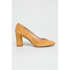 Wojas - Sarkas cipő - sárga - 1397847-sárga