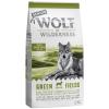 Wolf of Wilderness 1kg Wolf of Wilderness Senior 'Green Fields' - bárány száraz kutyatáp