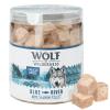 Wolf of Wilderness Gefriergetrocknete Premium-Snacks - Wide Acres - csirkeszív (70 g)