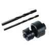 Wolfcraft lyukkivágó készlet csaphoz , lyukkivágó ø35mm, fúrószár HSS 4,10mm