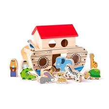 Woody Noé bárkája kreatív és készségfejlesztő