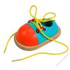 Woodyland Fa cipő fűzővel