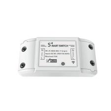 Woox Smart Home Kapcsoló - R4967 (univerzális, 10A, 2300W, Wi-Fi, távoli elérés) távirányító
