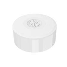 Woox Smart Zigbee Beltéri Sziréna - R7051 (85dB, Zigbee 3.0, 500mAh újratölthető akkumulátor, beltéri) biztonságtechnikai eszköz