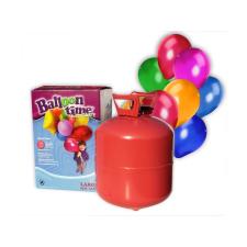 Worthington Industries EU Hélium 100 lufi felfújásához Hélium 100 léggömb felfújására: + 100 pasztell színű lufi party kellék