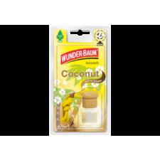 WUNDERBAUM Fakupakos illatosító Kókusz 4,5ml illatosító, légfrissítő