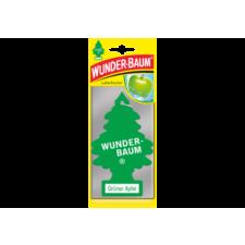 WUNDERBAUM Fenyőfa alakú Zöld Alma illatosító illatosító, légfrissítő