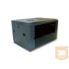 X-Tech - 6U fali rack szekrény 600x450 hegesztett váz