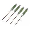 XCEED Imbusz kulcs - metrikus - ALU verzió SZETT : 1.5 2.0 2.5 & 3.0 x 120mm - (4)