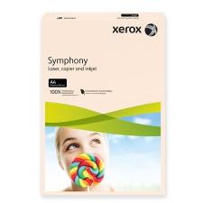Xerox A4/160 g  Symphony másolópapír lazac (pasztell) fénymásolópapír