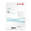 Xerox Etikett, univerzális, 38,1x21,2 mm, kerekített sarkú, XEROX, 6500 etikett/csomag (LX93177)