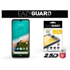 Xiaomi Mi A3 gyémántüveg képernyővédő fólia - Diamond Glass 2.5D Fullcover - fekete mobiltelefon kellék