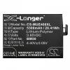 Xiaomi Mi Max 2, Akkumulátor, 5300 mAh, Li-Polymer, BM50 kompatibilis