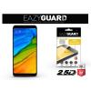 Xiaomi Redmi 5 gyémántüveg képernyővédő fólia - Diamond Glass 2.5D Fullcover - fekete