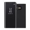 Xiaomi Redmi Note 5A, Oldalra nyíló tok, hívás mutatóval, Smart View Cover, fekete