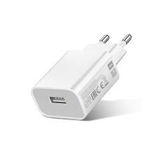 Xiaomi Xiaomi gyári USB hálózati töltő adapter - 5V/2A - MDY-09-EW white (ECO csomagolás) kábel és adapter