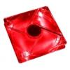 Xilence PerformanceC case fan 120x120x25 piros led (XF046)