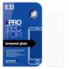 xPRO Kijelzővédő Üveg 0.33, LG F70 (D315)