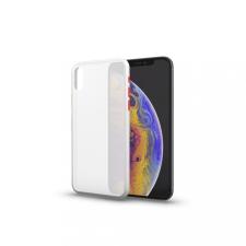 xPRO Matt tok színes gombokkal átlátszó Samsung A12 készülékhez tok és táska