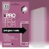 xPRO Matte kijelzővédő fólia (3 darabos megapack) LG G3 (D855) készülékhez