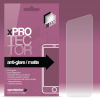 xPRO Matte kijelzővédő fólia hátlap Apple Iphone 5 / 5S / SE készülékhez