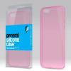 xPRO Szilikon tok Case Pink ultra vékony 0.33 mm LG Spirit (H440) készülékhez