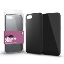 xPRO tector Szilikon matte tok ultra vékony fekete Xiaomi Redmi Note 8 Pro készülékhez tok és táska