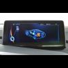 xPRO Ultra Clear kijelzővédő fólia BMW series i8