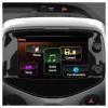 xPRO Ultra Clear kijelzővédő fólia Toyota Aygo