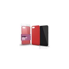 Xprotector Matte, ultra vékony szilikon hátlap tok, Samsung Galaxy A30/A20 piros tok és táska