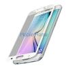 Xprotector Samsung G925 Galaxy S6 Edge Xprotector Tempered Glass Full Size 3D kijelzővédő üvegfólia, arany