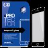 Xprotector Tempered Glass full size Black kijelzővédő Huawei P10 Plus készülékhez