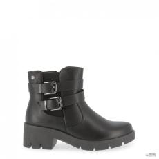 XTI női boka csizma cipő 33893_fekete 36-os /kac