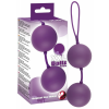 XXL XXL Balls - óriás gésagolyók (lila)