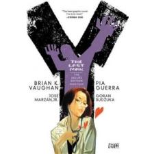 Y The Last Man Book Four – Brian K Vaughan idegen nyelvű könyv