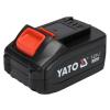 Yato Akkumulátor 18 V 3,0 Ah Li-ion YATO - YT-82843