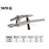 Yato Gömbfej Kinyomó Ø17mm / YT-0613