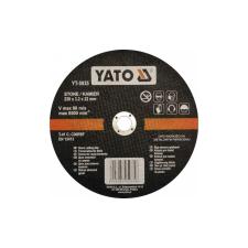Yato Yato - Vágókorong kőre 230x3,2x22 YATO csiszolókorong és vágókorong