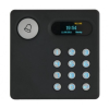 YLI -YA82DK-T/B, kültéri olvasó, kódzár, standalone és online vezérlővel