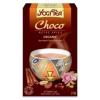 Yogi bio csokoládés tea azték ízesítéssel (15 db filter)