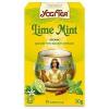 Yogi bio lime-menta tea 17db