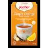 Yogi tea Narancsos gyömbér tea vaníliával